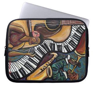 All That Jazz Laptop Sleeve