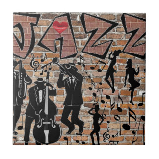 ALL THAT JAZZ TILE
