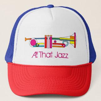 ALL THAT JAZZ TRUMPET Trucker Hat