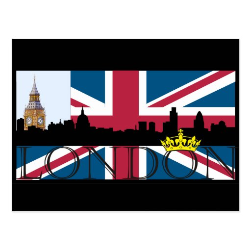 All That's London Postcards
