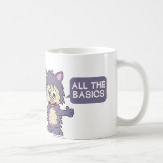 "All The Basics ""Jonas Shout"" Coffee Mug"