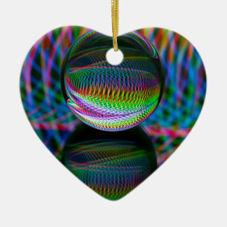 All the colours christmas ornament