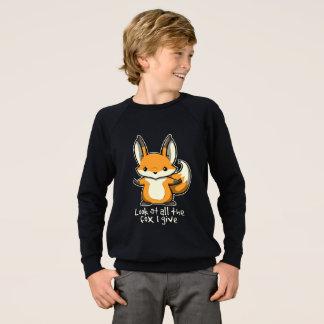 ALL THE FOX SWEATSHIRT