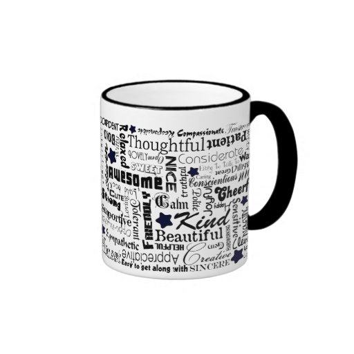 All the Good Things About You Coffee Mug