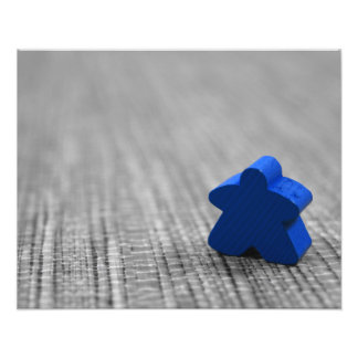 All the Lonely Meeple 16x20 Photographic Print
