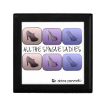 All the single ladies - dolce pennello small square gift box