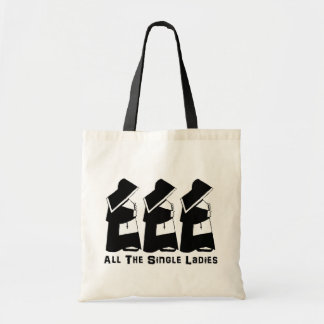 All The Single Ladies Tote Bag
