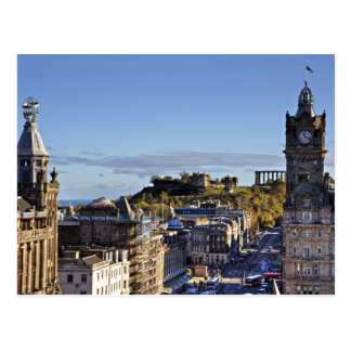 All the way to Calton Hill Postcard