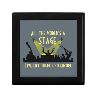 All the World's a Stage Gift Box