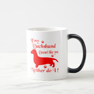 ALL THINGS DACHSHUND MAGIC MUG