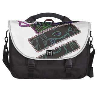 All things from the dark side of SabyPwee Laptop Messenger Bag