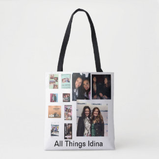 All Things Idina Voice Lessons tote