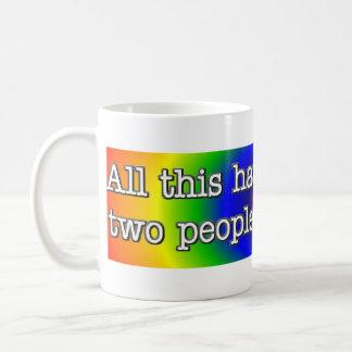 All This Hatred Mug