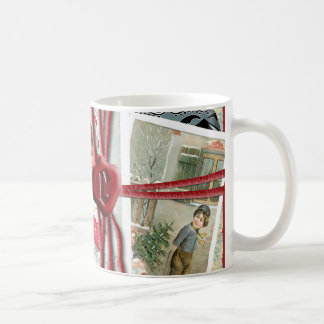 All tied up with String mug