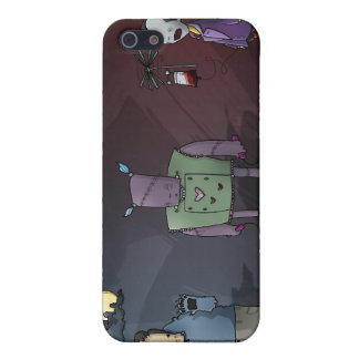 All Time Classic Horror All Stars iPhone 5 Covers