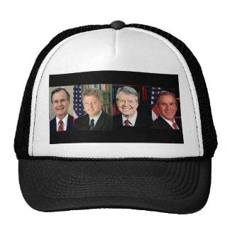 All Together /George H. W. Bush/Bill Clinton Cap