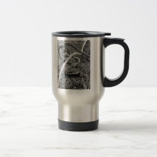 All Up In Knots! Stainless Steel Travel Mug
