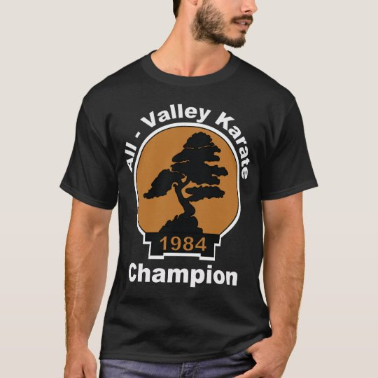 All Valley Karate Champion Dark T-Shirt