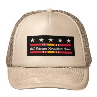 All Veteran Parachute Team Trucker Hat