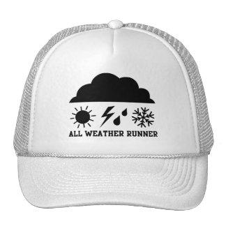 ALL WEATHER RUNNER CAP