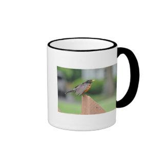 All wet! ringer coffee mug