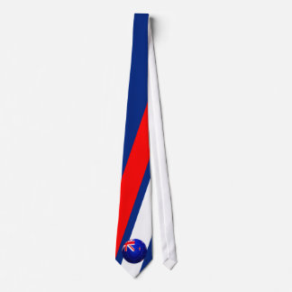 All Whites - New Zealand Football Tie