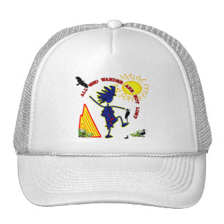 All Who Wander Whimsy Hat