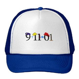 All who were lost 9-11-01 cap