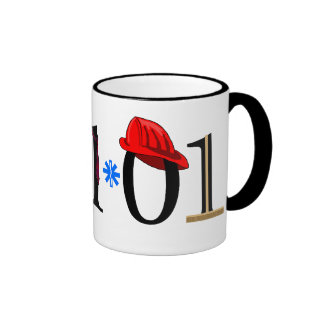 All who were lost 9-11-01 ringer mug