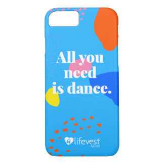 """All You Need is Dances"" iPhone CASE"