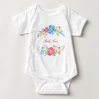 All you need is Love Bouquets toddler apparel Baby Bodysuit