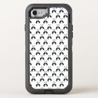 All you need is love (pattern) OtterBox defender iPhone 8/7 case