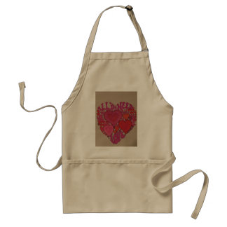 All You Need Is Love Standard Apron