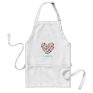 all you need IS love You only needs love Standard Apron