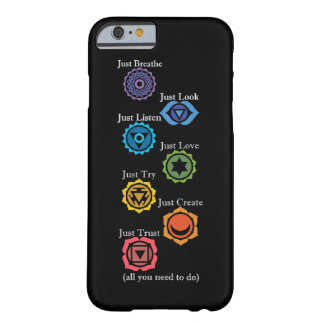 All You Need to Do Chakra Phone Case
