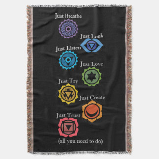 All You Need to Do Chakra Throw