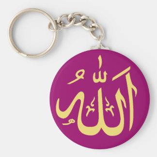Allah customisable Islamic Key Ring