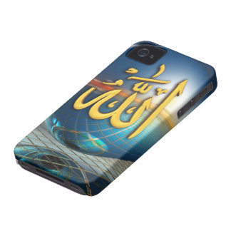 Allah iPhone 4 ID Case-Mate iPhone 4 Covers