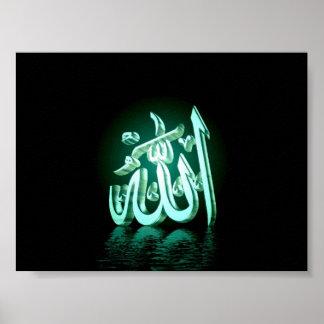 Allah Poster
