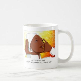 Allahu Akbar Basic White Mug