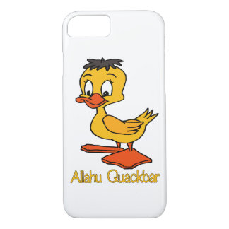 Allahu Quackbar iPhone 8/7 Case