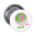 Allaire Golf Button