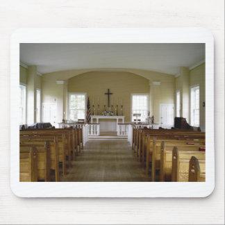 Allaire Park church Mouse Pad