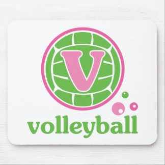 Allaire Volleyball Mouse Mat