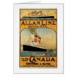 Allan Line Card