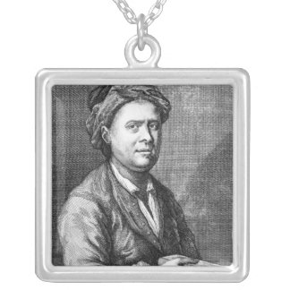 Allan Ramsay Silver Plated Necklace