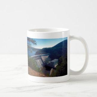 Allatoona Dam and Lake Coffee Mug