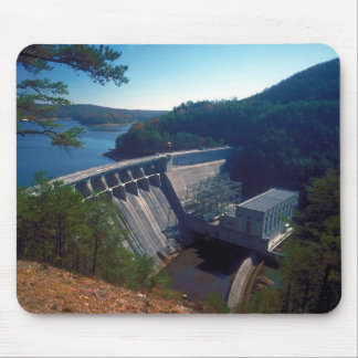 Allatoona Dam and Lake Mouse Pad
