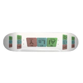 Allay-Al-La-Y-Aluminium-Lanthanum-Yttrium Skateboard Deck