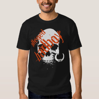 ALLEGED BADBOY SKULL BY BULL OF THE WOODS T SHIRT